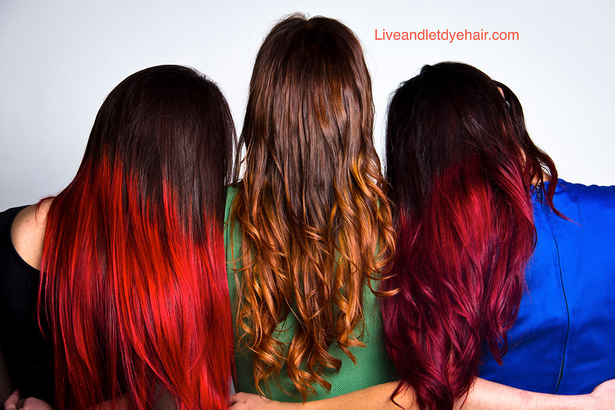 Growing Your Hair Live And Let Dye Hair