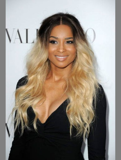 Not a fan of the ombre that actually just looks like regrowth.